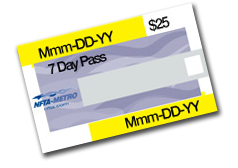 Seven Day Pass